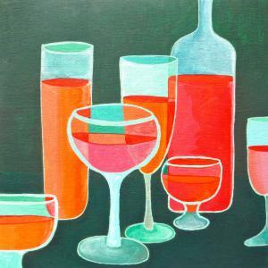 Peinture acrylique de Fabienne