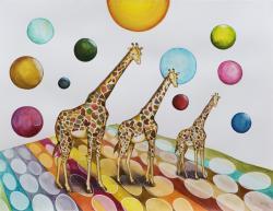 Les Girafes disco